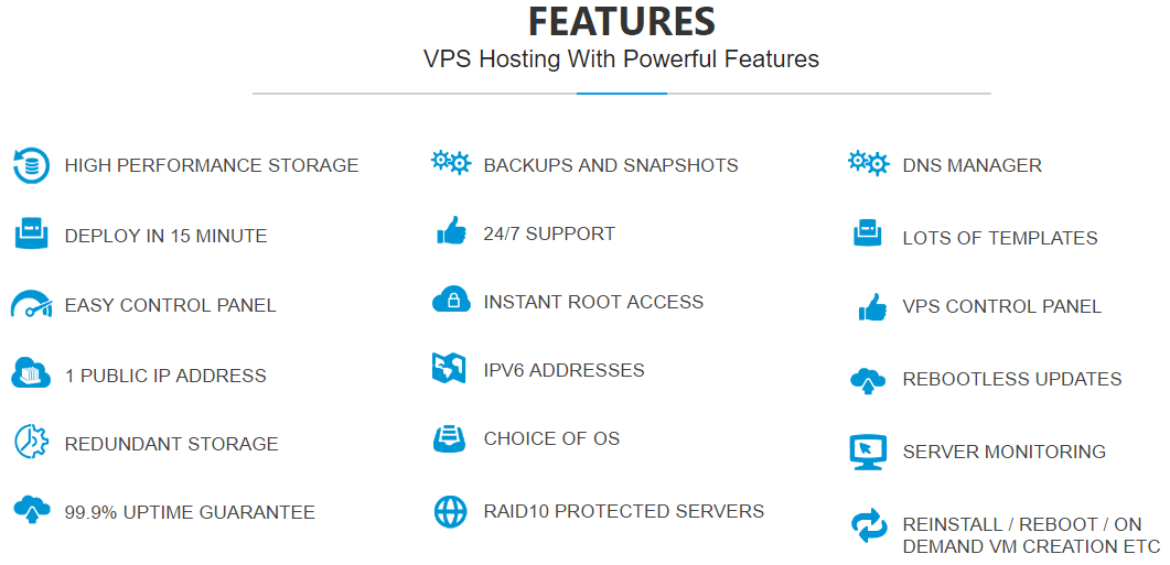 InterServer Review VPS Special Plan and Features
