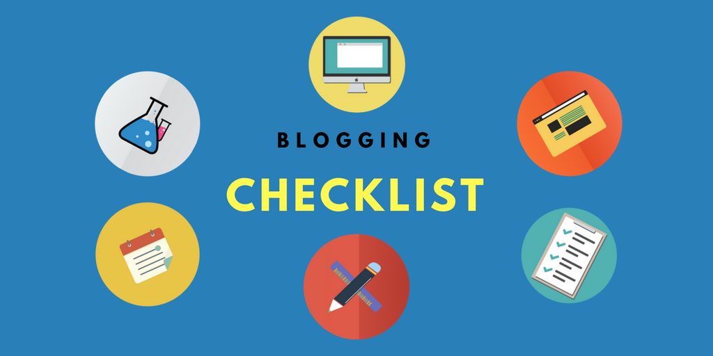 Blogging Mindset Checklist Before You Start a New Blog