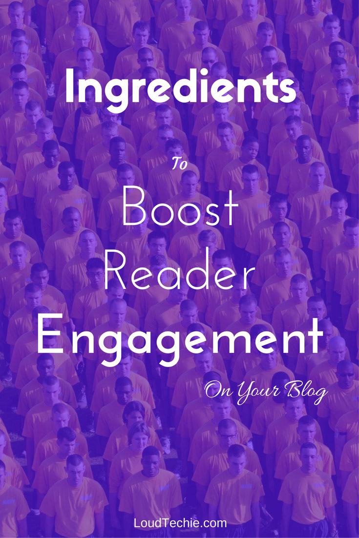 Important Ingredients To Boost Reader Engagement