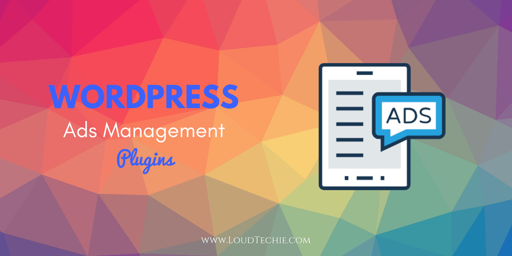 Ads Management Plugins for WordPress